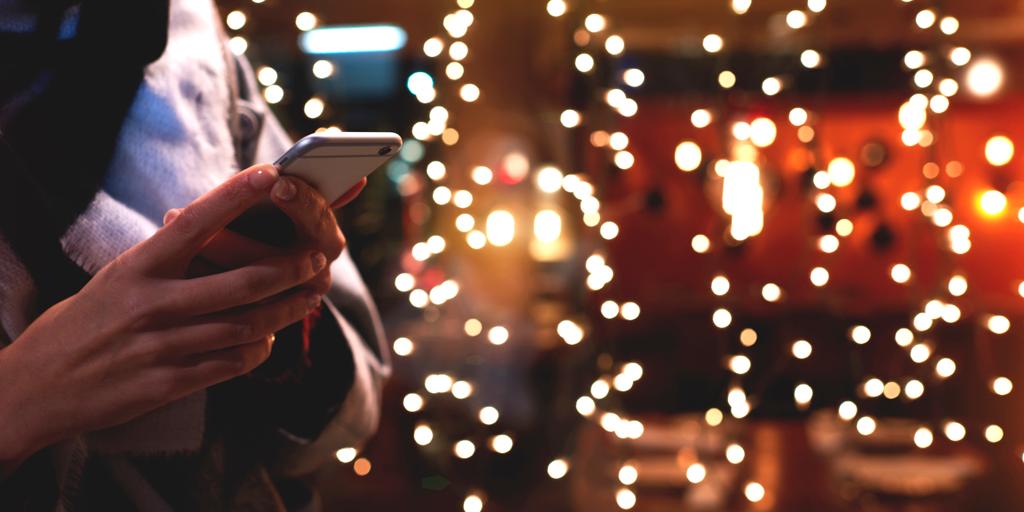 marketing digital en Navidad