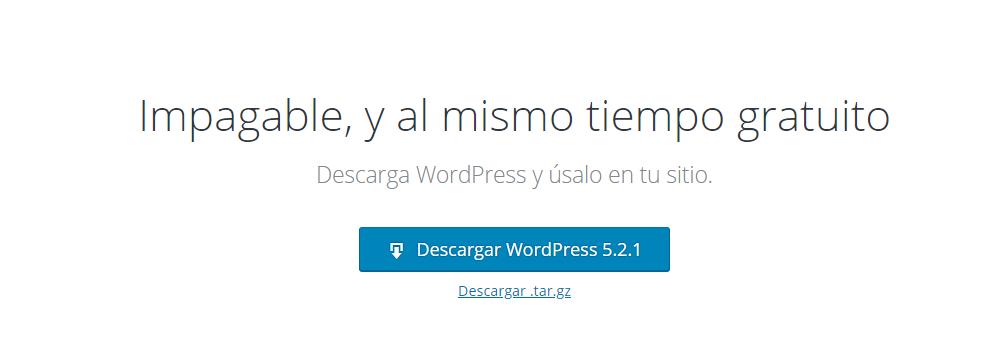 Cómo crear un blog en WordPress