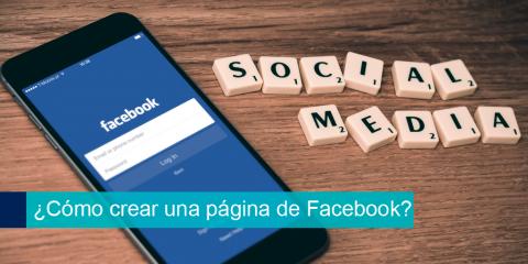 como crear pagina de Facebook