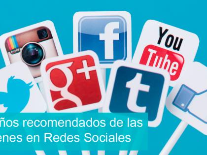 *ACTUALIZADO agosto 2019. Tamaños recomendados de las imágenes en Redes Sociales
