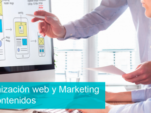 Optimización web y Marketing de Contenidos