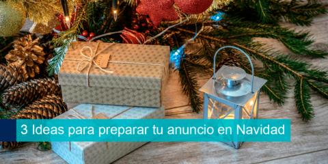 anuncio Navidad