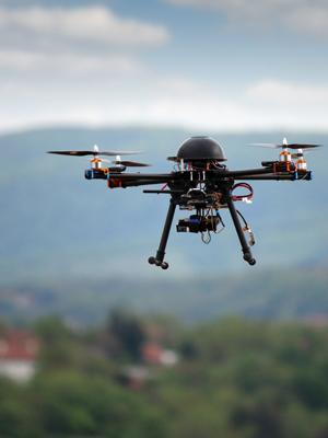 vídeos con drones