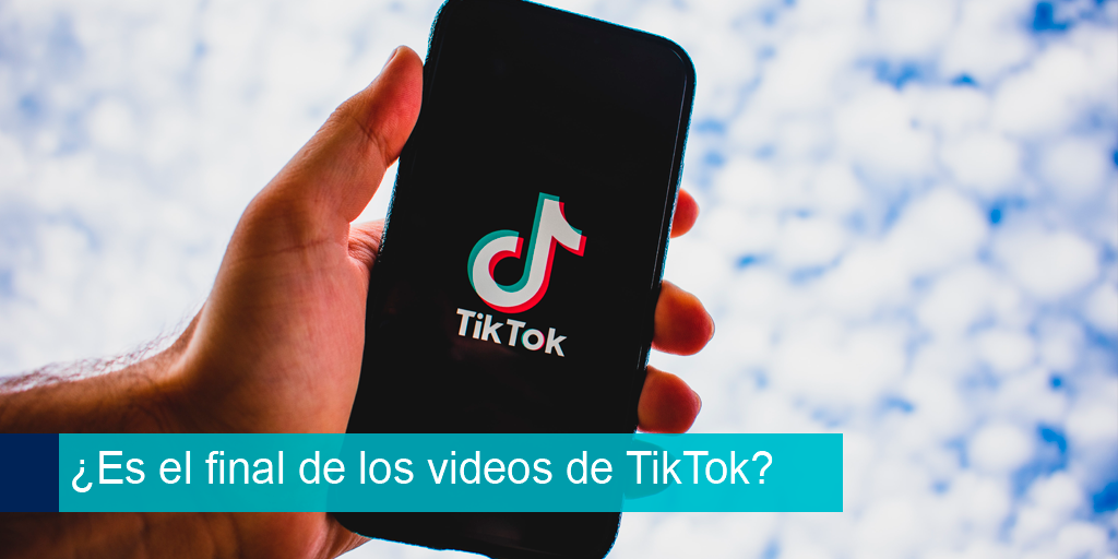 ¿Es el final de los videos de TikTok?