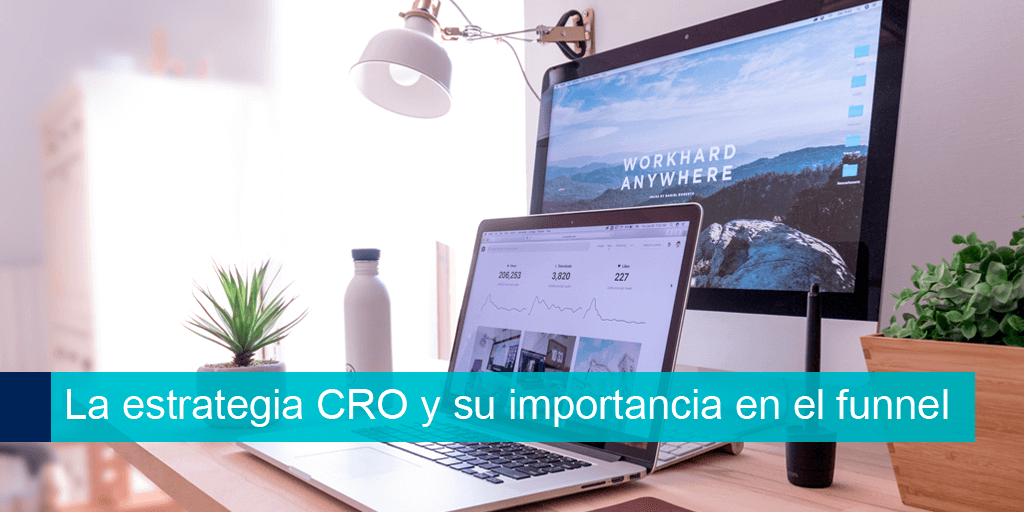 estrategia CRO