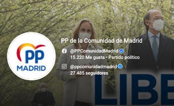 Redes Sociales en el PP de Madrid