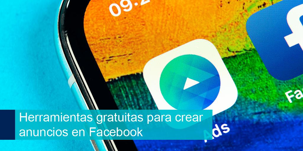 crear anuncios en Facebook
