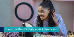 Fundo: la red social para influencers